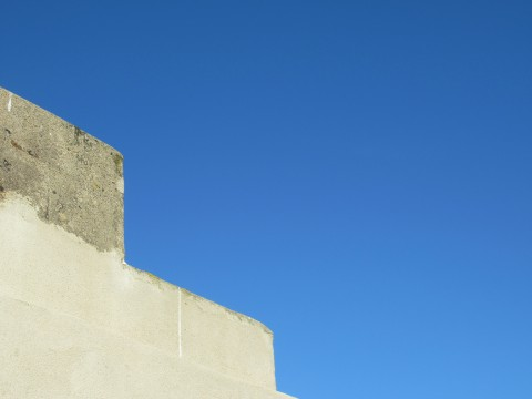Sky and chimney